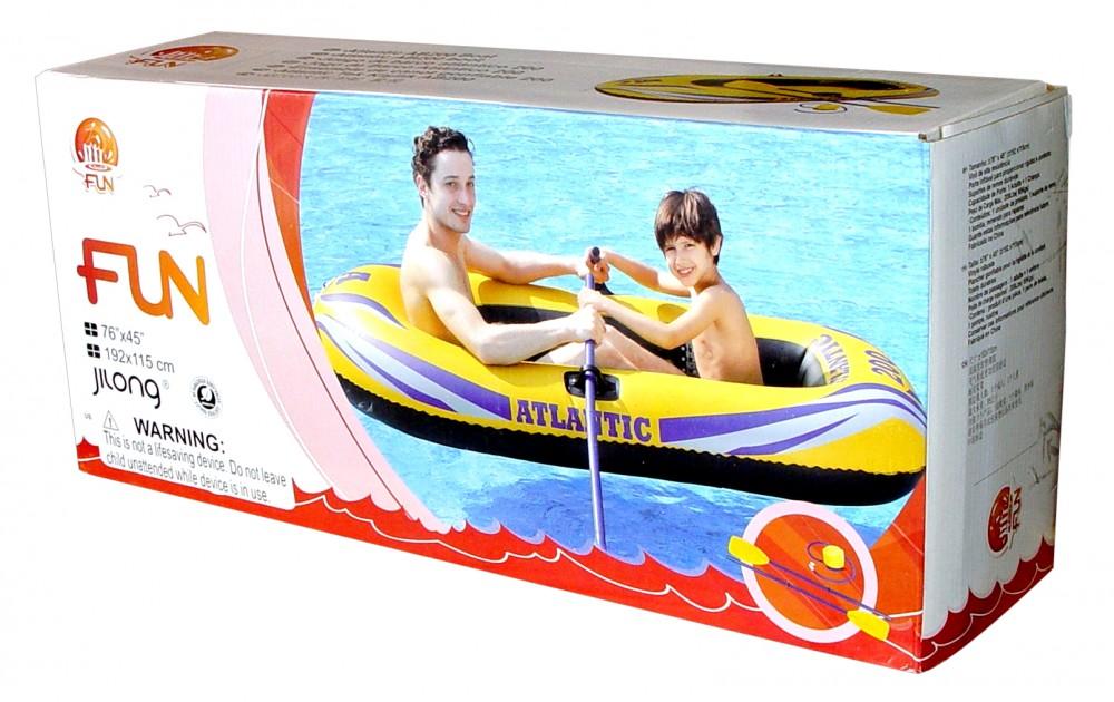 лодка для рыбалки из пвх с веслами