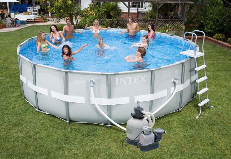Купить каркасный бассейн с доставкой по РФ | KARKASBAS ...