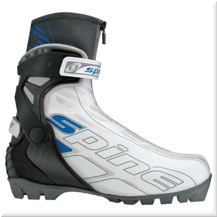 dec3b3f9 Купить лыжные ботинки Spine NNN Concept Skate (296/1) синт. недорого ...