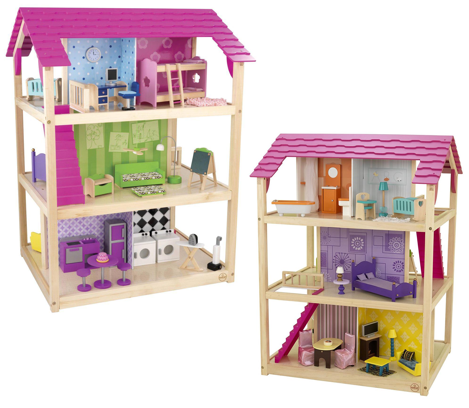 дом для кукол большие картинки щенком
