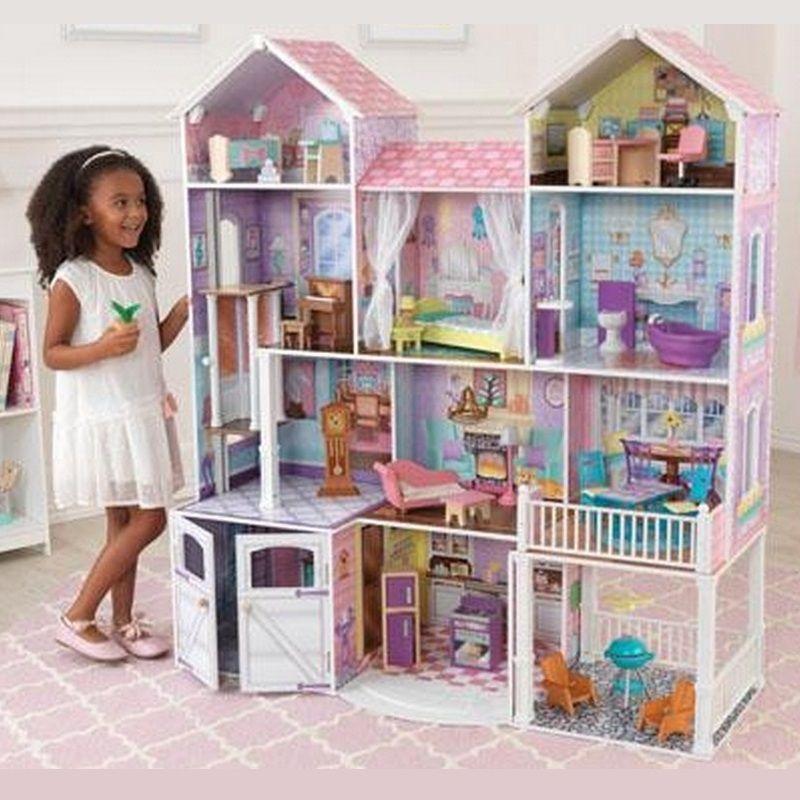 Видео кукольный дом 142