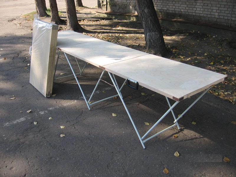 Как сделать столик для торговли своими руками 37
