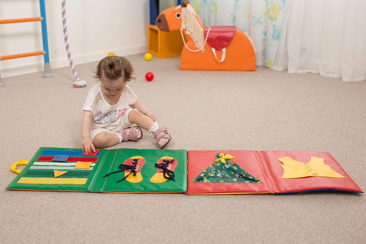 Как сделать детский модуль 764