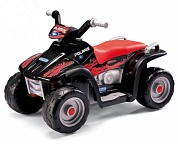 электромобиль peg-perego polaris sportsman 400 nero. iged1106