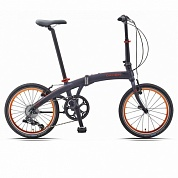 велосипед dahon mu d8 polished 20 складной