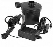 электронасос relax 3-way electric air pump 220/12в+батарейки 30510