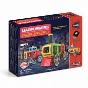 конструктор magformers магнитный power vehicle set 707011
