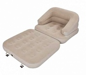 кресло-софа relax 5in1 multifunctional sofa bed single 185x96x59