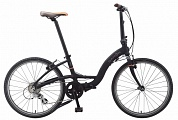 велосипед dahon briza d8 shadow 24 складной