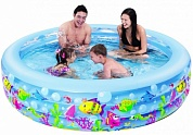бассейн jilong aquarium pool детский 152х50