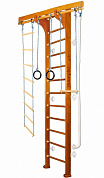 комплекс kampfer wooden ladder wall высота 3м