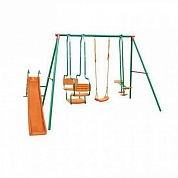 игровой комплекс dfc multi-swing set msgl-01