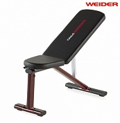 силовая скамья weider pro 15927 multi-purpose utility bench