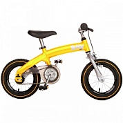 велобалансир hobby-bike aluminum yellow