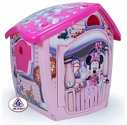 домик детский injusa magical house minnie  bow-tique 20341