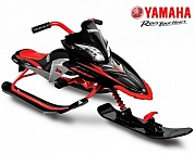 снегокат yamaha apex snow bike titanium ymc13001