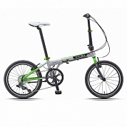 велосипед dahon speed d8 frost 20 складной