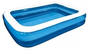 бассейн jilong giant rectangular pool 2-ring семейный 200х150х50